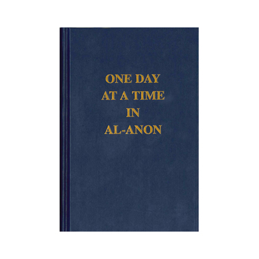 A13 One Day at a Time in Al-Anon (Large print edition)