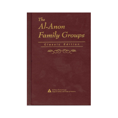 A2 The Al-Anon Family Groups Classic Edition